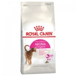 Royal Canin Aroma Exigent 400 g. อาหารแมวแบบเม็ด สำหรับแมวอายุ 1 ปีขึ้นไป ที่เลือกกินอาหารจากการดมกลิ่น ขนาด 400 กรัม
