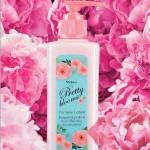 โลชั่นน้ำหอม Mistine Pretty Blooms Perfume Lotion มิสทีน พริตตี้ บลูม เพอร์ฟูม 190ml