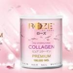 Roze Collagen By Nara โรซ คอลลาเจน พรีเมี่ยม ศูนย์จำหน่ายราคาส่ง คืนความอ่อนเยาว์ บำรุงกระดูกและข้อ ส่งฟรี