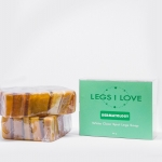 Miracle White Clear Spot Legs Soap