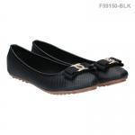 รองเท้าส้นแบน F59150-BLK [สีดำ]