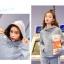 Pre-Order ชุดเซ็ทคู่รัก เสื้อ+กางเกงวอร์ม พิมพ์ลายสไตล์โบราณที่ฮู้ด thumbnail 19