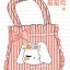 Pre-Order กระเป๋าสะพายข้างลายกระต่ายขนปุย แต่งระบาย thumbnail 4