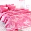 Toto ชุดเครื่องนอน ผ้าปูที่นอน ลายผีเสื้อน่านอน TT539