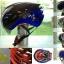หมวกจักรยาน CIGNA ทรงหยดน้ำ มีแว่นในตัว (แอดไลน์ @pinpinbike ใส่ @ ข้างหน้าด้วยนะคะ) thumbnail 12