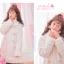 Pre-Order เสื้อโค้ทกันหนาวคอปกขอบเฟอร์ ปักลายซากุระ thumbnail 9