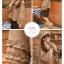 Pre-Order เสื้อคลุมคอปก แขนกว้างแต่งระบาย thumbnail 9