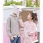 Pre-Order สเวตเตอร์คู่รัก ปักลายเสื้อโคร่งและตัวอักษร thumbnail 1