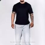 กางเกง JOGGER พรีเมี่ยม ผ้าวอร์ม รหัส WT609 U72 สีเทาอ่อน
