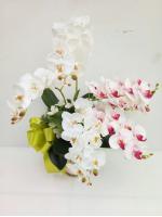 แจกันดอกไม้ประดิษฐ์ รหัส 3074