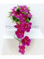 Vanda Pink Bouquet