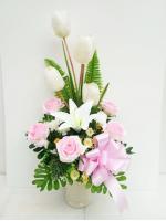 แจกันดอกไม้ประดิษฐ์ รหัส 3073
