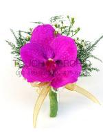 ช่อดอกไม้ติดเสื้อ รหัส 6032