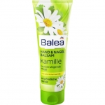 Balea Chamomile hand & nail cream หลอดใหญ่ 125 ml ครีมบำรุงมือและเล็บจากเยอรมันค่ะ