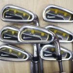 Nike SasQuatch Sumo Irons 5-PW,AW Graphite Regular