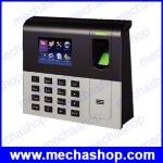เครื่องสแกนลายนิ้วมือ สแกนนิ้วมือลงเวลา TFT 3.0inch ZK-UA200 Fingerprint Time Attendance Clock Recorder Employee (เมนูภาษาไทย)