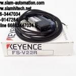 FS-V22R Fiber Amplifier new&used