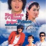 First Love of a Royal Prince รักครั้งแรกของนายเจี๋ยมเจี้ยม 9 แผ่น DVD พากย์ไทย