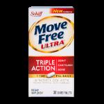 Schiff Move free ultra joint health 30 เม็ด แก้ปวดข้อ ทานได้ 30 วันค่ะ วิตามินบำรุงข้อ ข้อขัด ปวดข้อ จากอเมริกาค่ะ