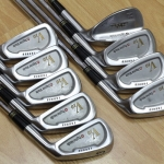 TaylorMade V10 Forged Irons 3-PW,SW (9 PC) Precision Rifle FCM 65