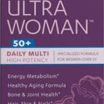 Vitamin World ULTRA WOMAN 50+ 120 เม็ด วิตามินรวมผู้หญิงอายุ 50+ แบบ Timed release จากอเมริกาค่ะ
