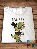 เสื้อยืด Tea-Rex