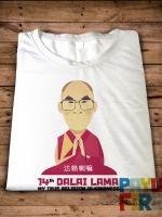 เสื้อยืด Dalai Lama