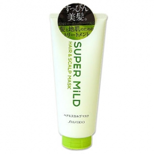 Shiseido Super Mild Hair&Scalp Mask 200 g.