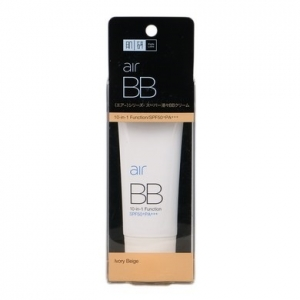 Hada Labo air BB 10 in 1 spf50+ PA+++ 40 g. สี Ivory Beige (สำหรับผิวขาวถึงปานกลาง)