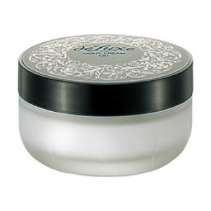 Shiseido Deluxe Night Cream(For Oily Skin) is light in texture 50g. ครีมบำรุงผิวหน้า ลบเลือนริ้วรอยสำหรับผิวมัน จากชิเซโด้ญี่ปุ่นค่ะ