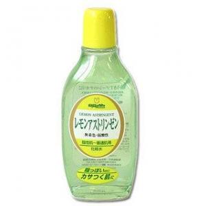 Meishoku Lemon lotion 170 ml.โลชั่นมะนาวของเมโชกุช่วยควบคุมความมันและช่วยลดความมันบนใบหน้าจากญี่ปุ่นค่ะ