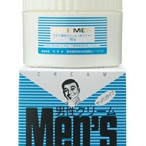 Utena Men Face Cream 60 g.ครีมบำรุงผิว ให้ความชุ่มชื้นพอเหมาะ กระชับรูขุมขนพร้อมความเย็นสดชื่นสำหรับคุณผู้ชายค่ะ