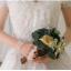 ชุดแต่งงาน ไหล่ปาด หางยาว thumbnail 9