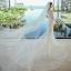 ชุดแต่งงาน แขนสามส่วน ทรงหางปลา thumbnail 1