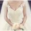 ชุดแต่งงาน แขนกุด thumbnail 6