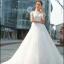 ชุดแต่งงาน แขนสั้ัน หางยาว thumbnail 11