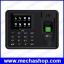 เครื่องสแกนลายนิ้วมือ สแกนนิ้วมือลงเวลา TFT 2.8inch ZK-LX40 Fingerprint Time Attendance Clock Recorder Employee (เมนูภาษาไทย) thumbnail 1