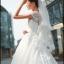 ชุดแต่งงาน แขนสั้ัน หางยาว thumbnail 12