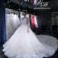 ชุดแต่งงาน แขนกุด thumbnail 3