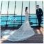 ชุดแต่งงาน แขนสามส่วน ทรงหางปลา thumbnail 3