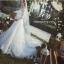 ชุดแต่งงาน แขนยาว หางยาว thumbnail 1