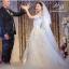 ชุดแต่งงาน ไหล่ปาด thumbnail 9