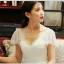 ชุดแต่งงาน แขนสั้น หางยาว thumbnail 4