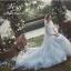 ชุดแต่งงาน แขนยาว หางยาว thumbnail 2
