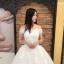 ชุดแต่งงาน ไหล่ปาด thumbnail 16