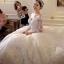 ชุดแต่งงาน แขนยาว ไหล่ปาด thumbnail 1