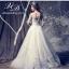 ชุดแต่งงาน แขนสามส่วน thumbnail 4