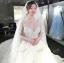 ชุดแต่งงาน แขนกุด thumbnail 11