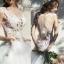 ชุดแต่งงาน แขนกุด thumbnail 1