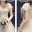 ชุดแต่งงาน แขนสั้น สำเนา thumbnail 8